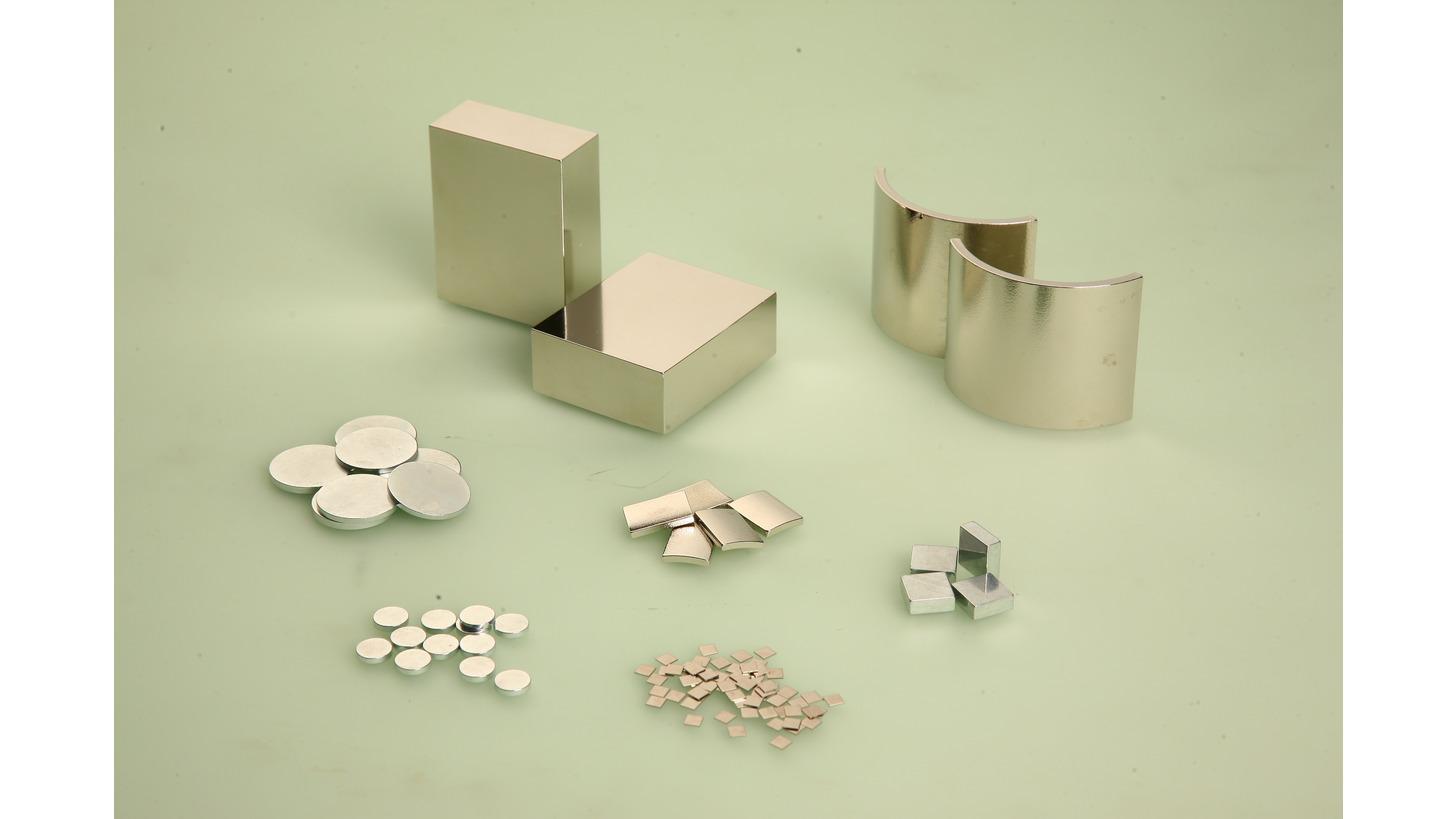 Logo Ferrite Magnets