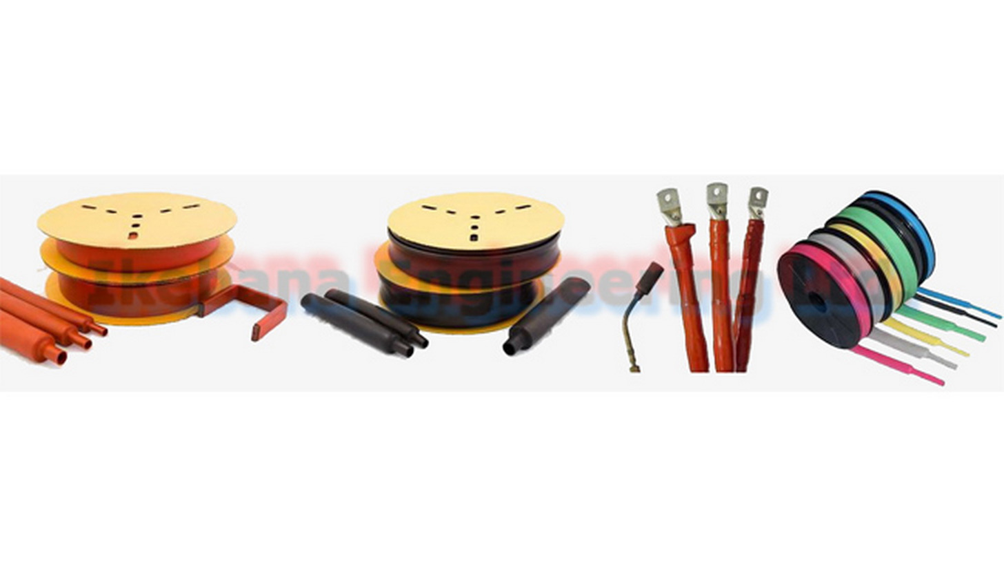 Logo IKEBANA Heat Shrink Cable Accessories