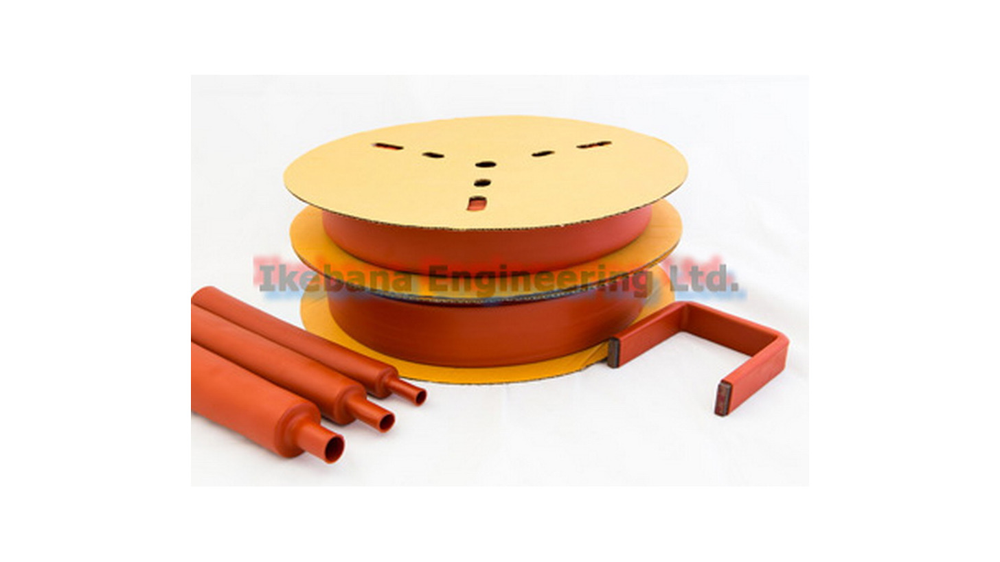 Logo IKEBANA Bus Bar Insulation Tubes (BBT)