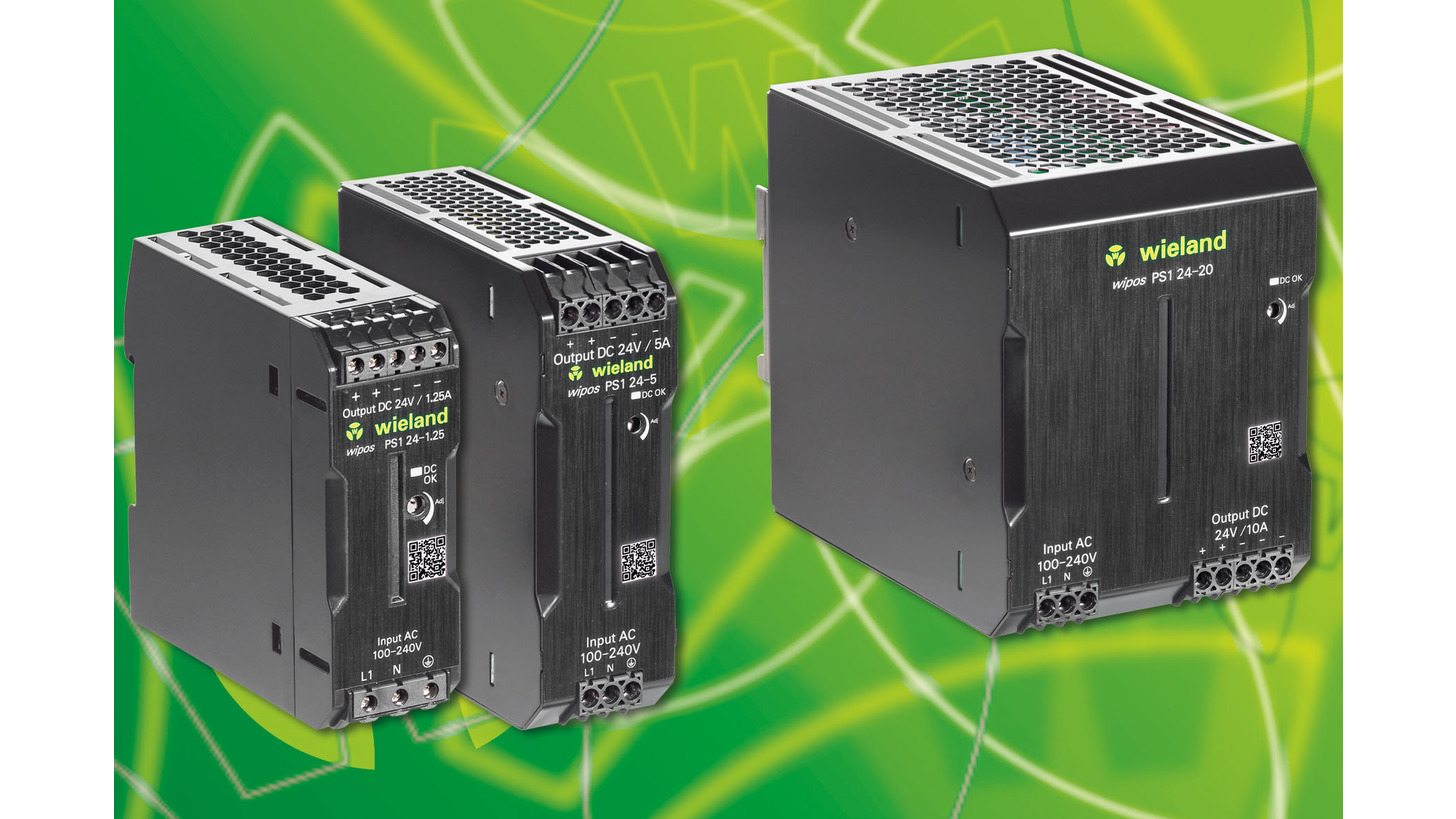 Logo Power supply units wipos PS1 and PS3
