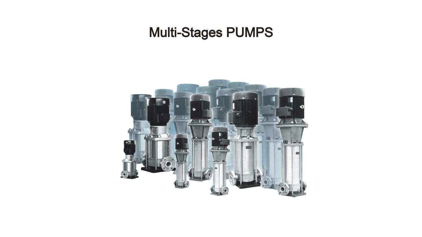 Logo Multi-Stage Pump