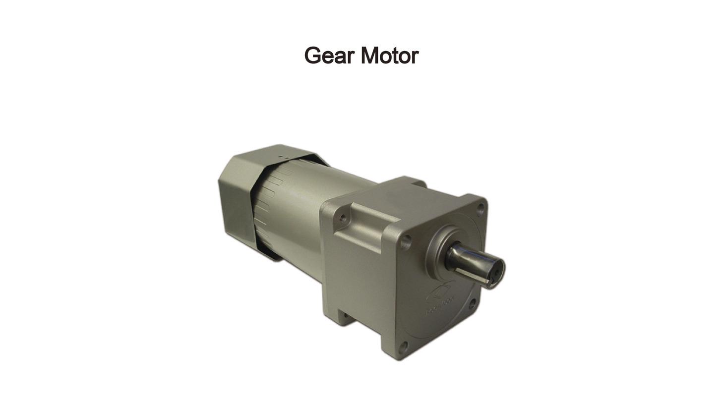 Logo Gear Motor