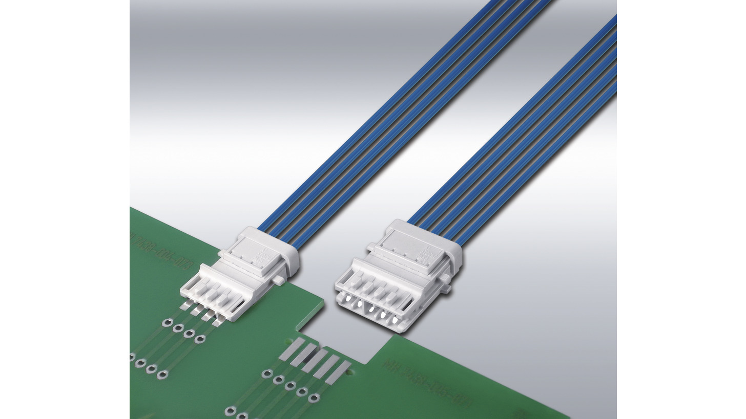 Logo Multi-way connector systems