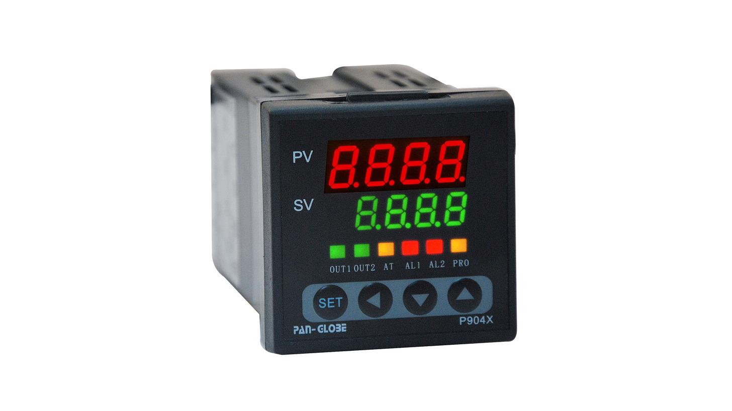 Logo P900X Series Temperature Control