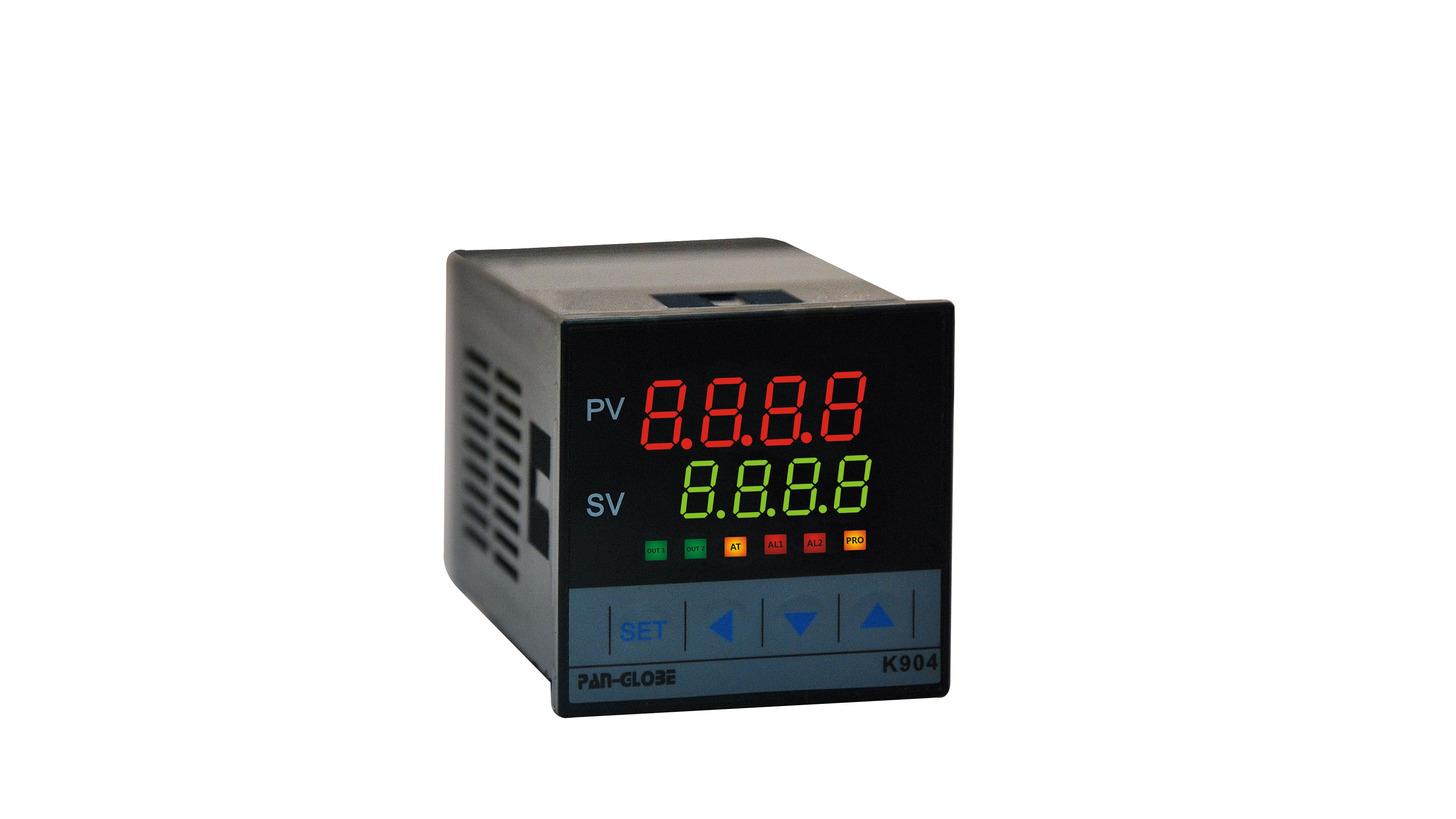Logo K900 Series Microcomputer Temperature