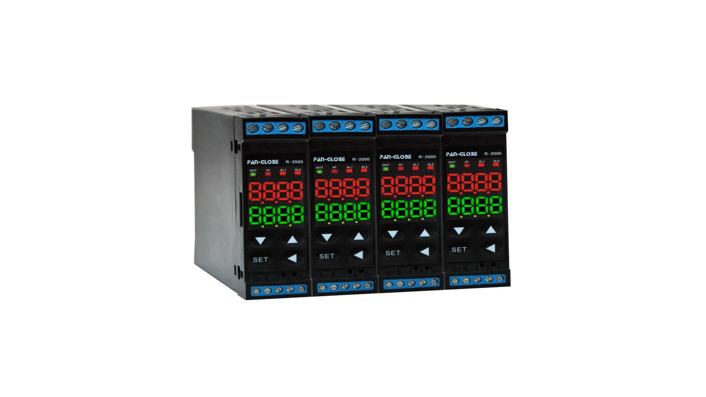 Logo R-2000 Series Din Rail Controller/Conver