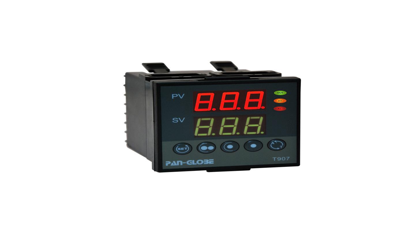 Logo T900 Series Microcomputer Temperature
