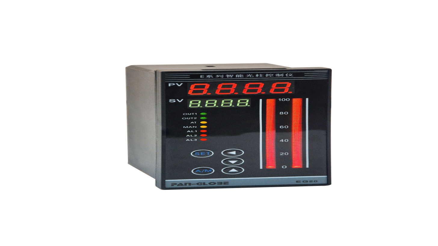 Logo EG Series Pressure/Level Controller