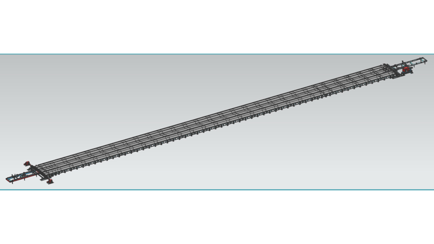 Logo Plastic Link-Belt Conveyor