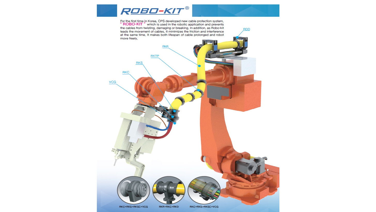 Logo Robo-kit and RDD system