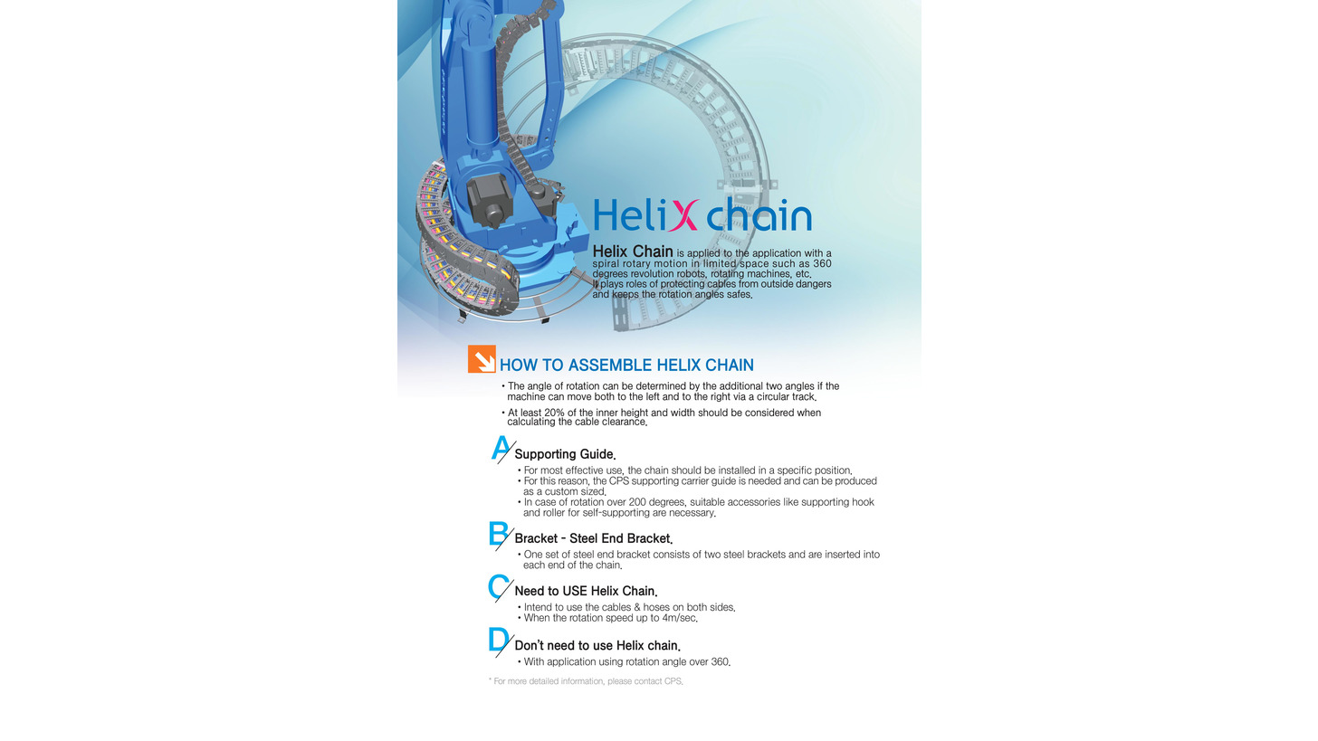 Logo Helix Chain