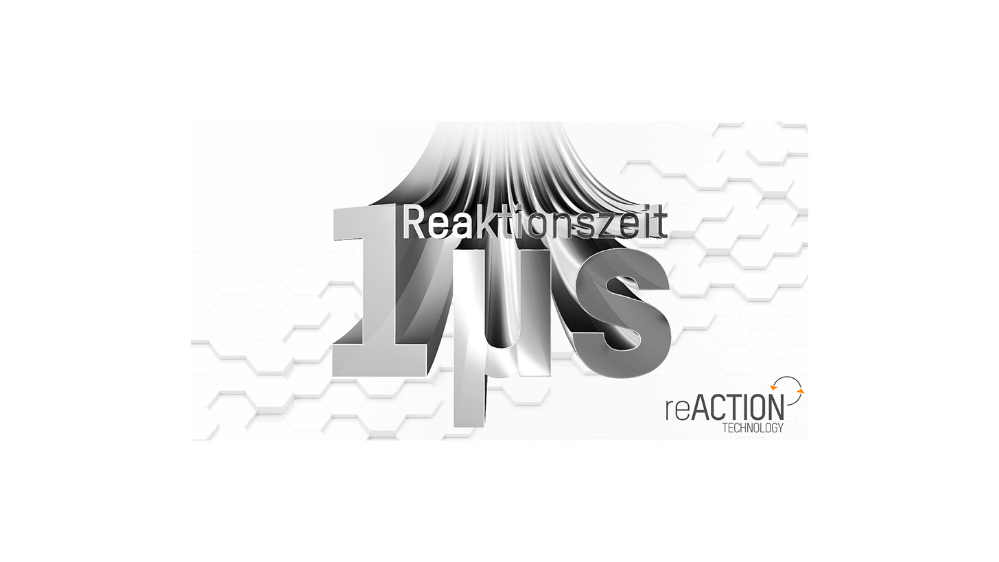 Logo reACTION TECHNOLOGY