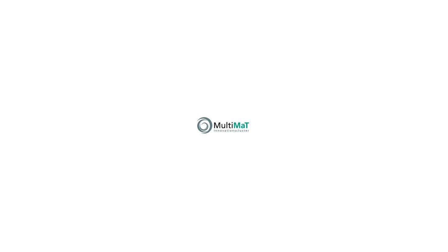 """Logo Multifunktionelle Materialien und Technologien """"MultiMaT"""" - Bremen"""