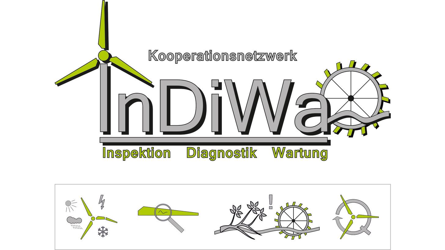 "Logo Network ""InDiWa"""