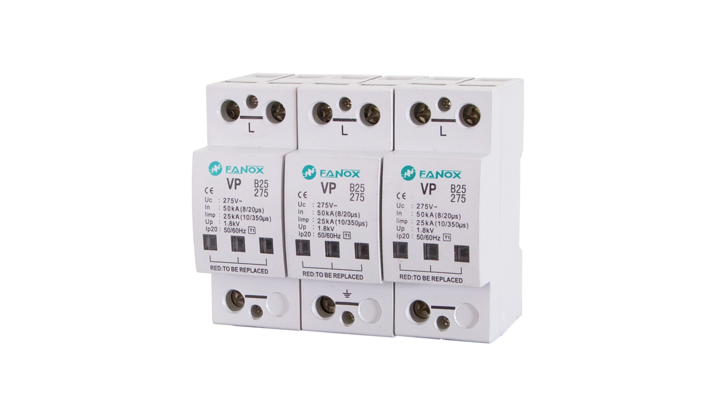 Logo Surge Protection Devices VP Series