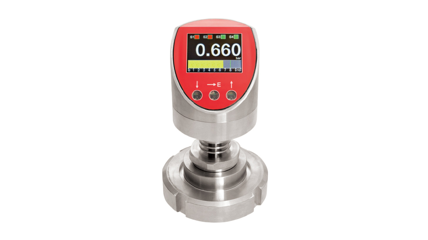 Logo Pressure measurement