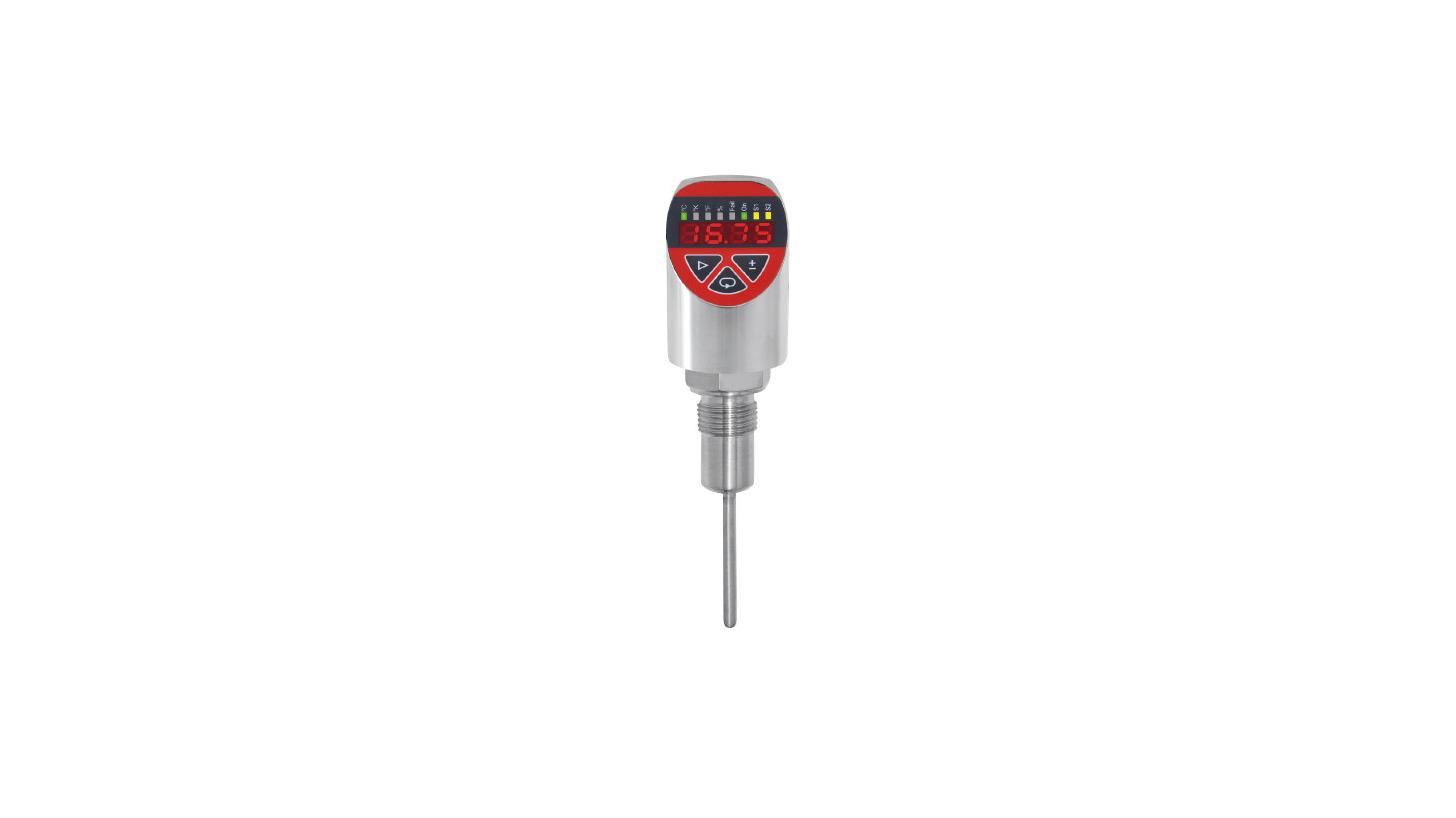 Logo temperature measurement