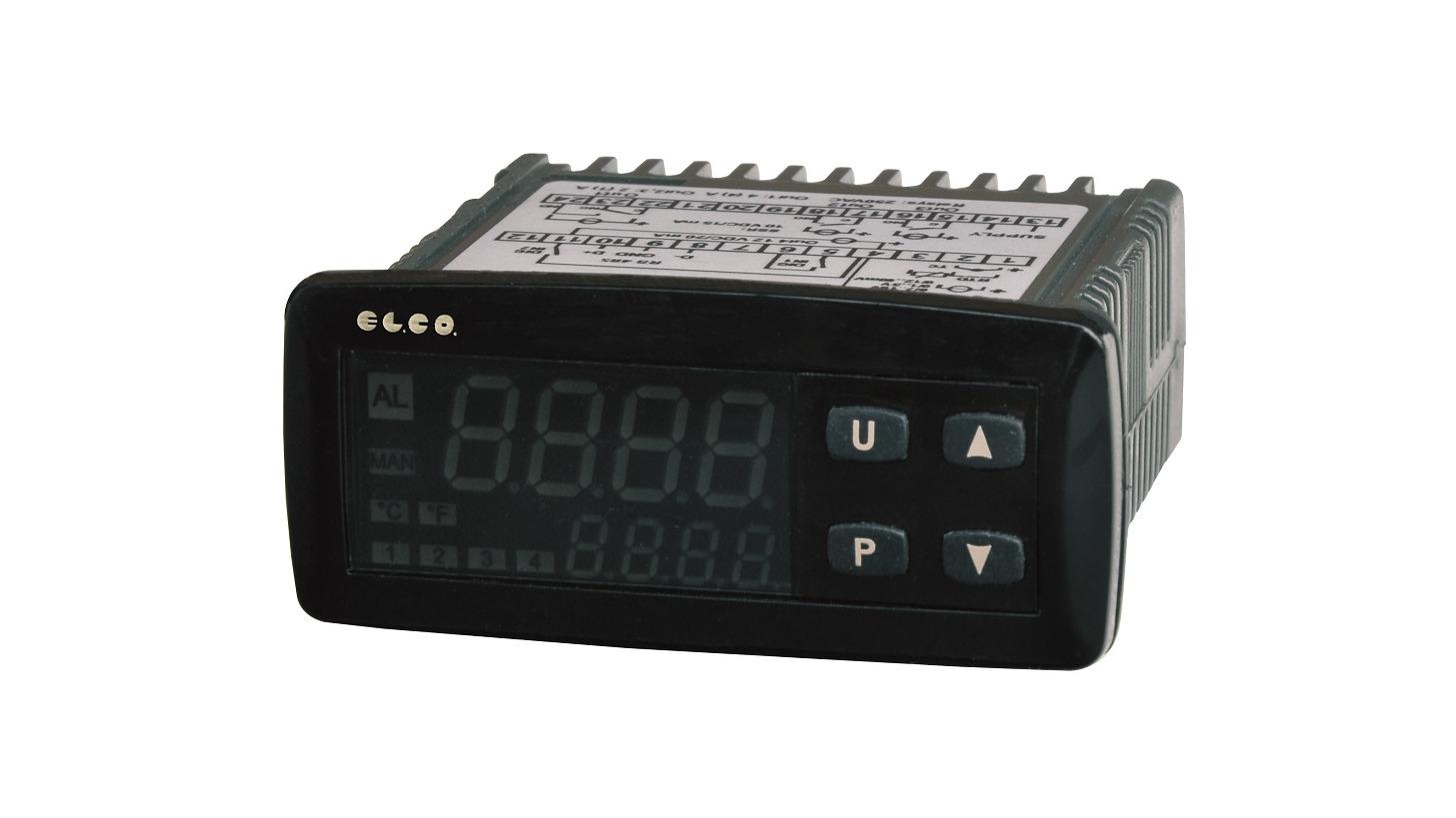 Logo ELKM3 temperature controller