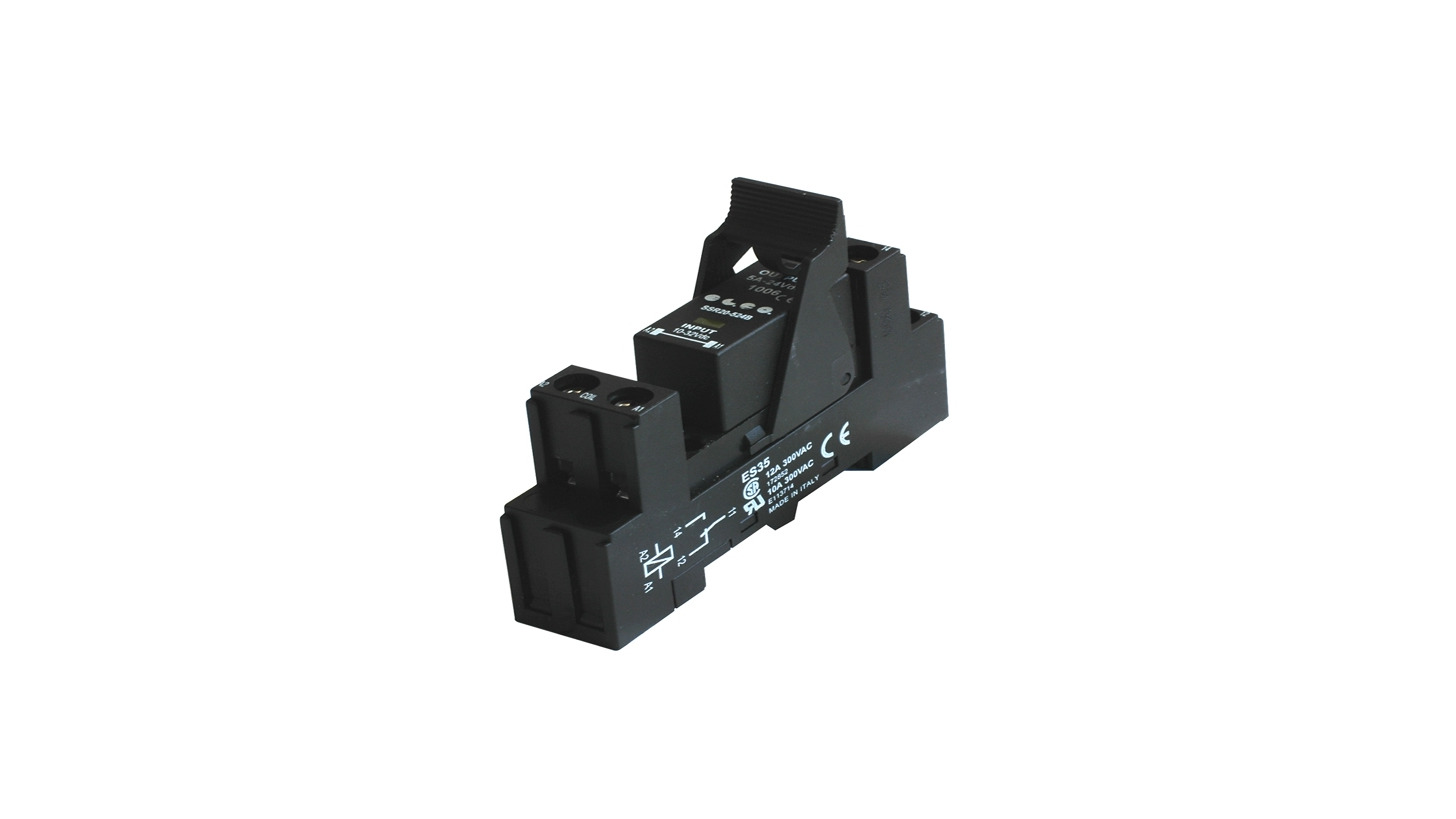 Logo SSR20/SSR21 SERIES SOLID STATE RELAYS