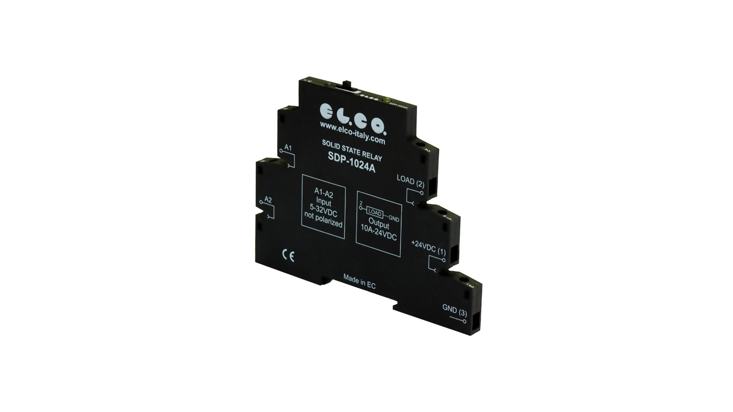 Logo SDP-SAP Series solid state relays