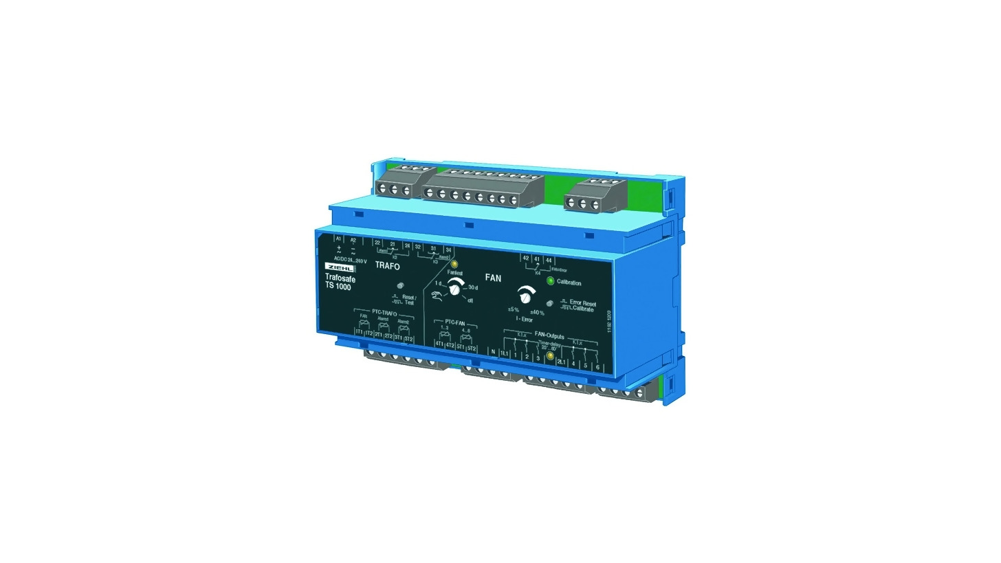 Logo PTC-Relays for Dry-Transformers Type MSF