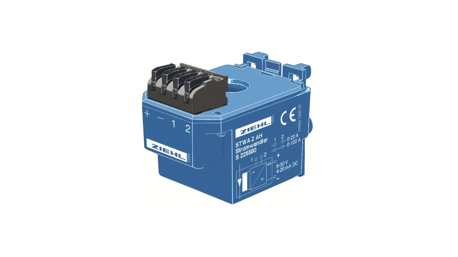 Logo Electronic Current-Transformers STWA