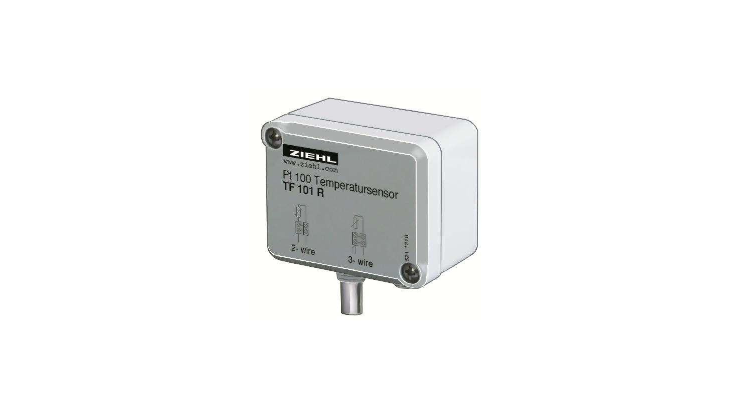 Logo Temperature-Sensors Pt 100 (RTD) Type TF