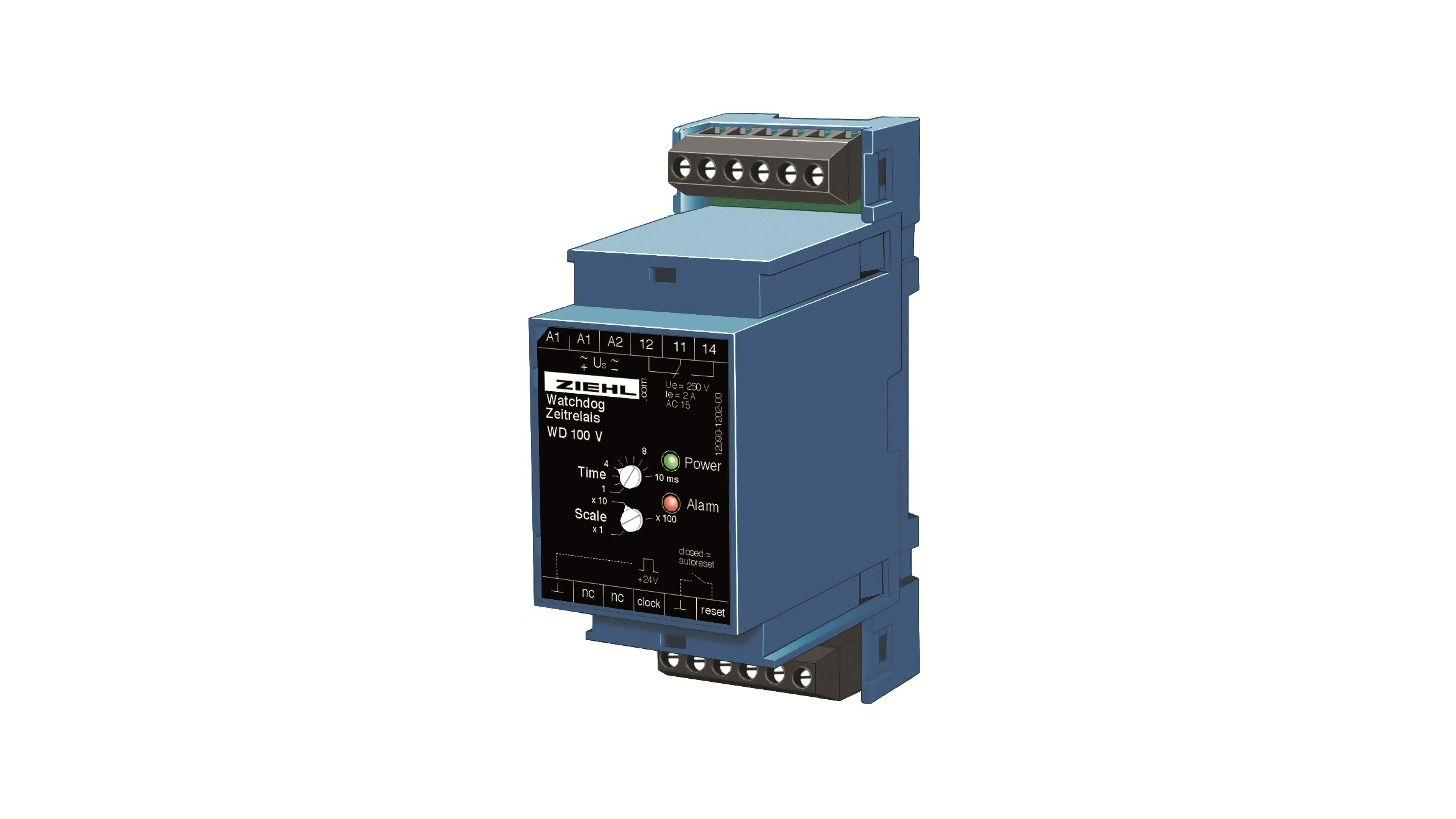 Logo Watchdog Time-Relays WD100V