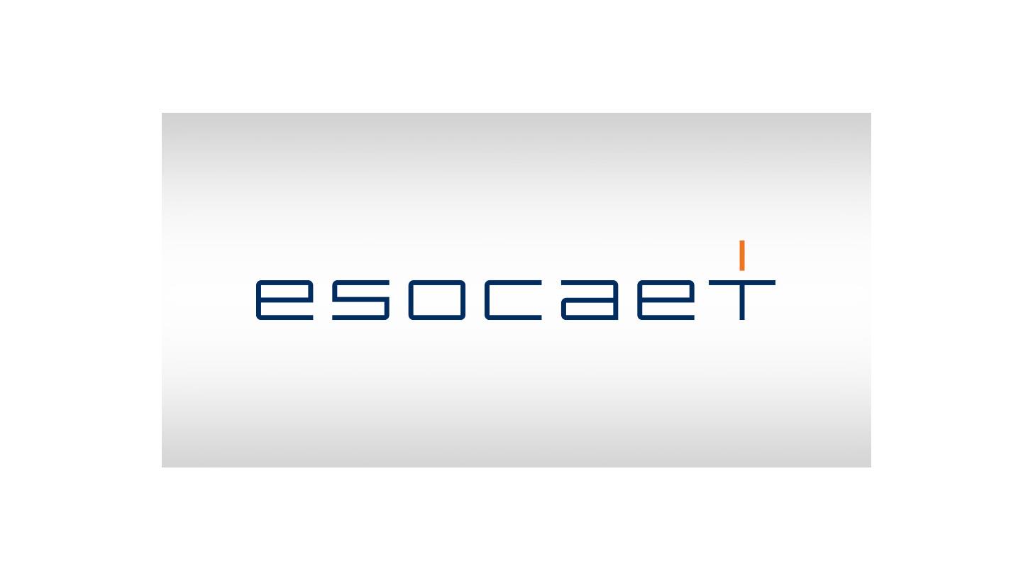Logo esocaet