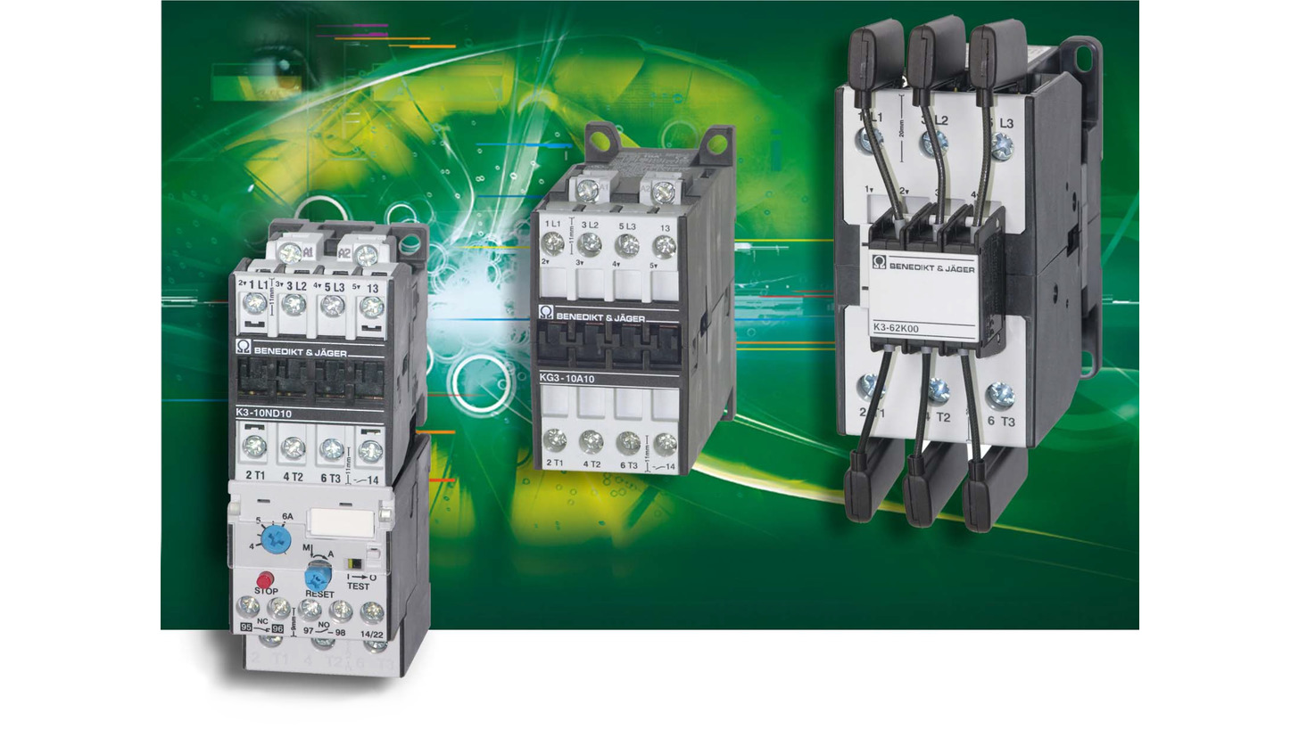 Logo Contactors,  Motor-Starters,  Thermal O/L relais