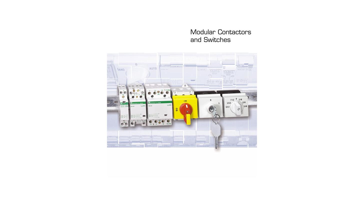 Logo Installationsgeräte / Reiheneinbaugeräte
