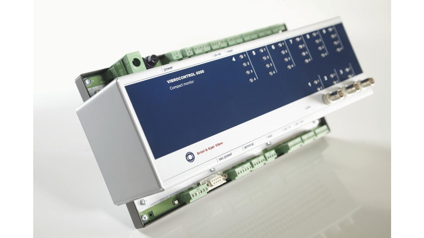 Logo VIBROCONTROL 6000 Compact monitor