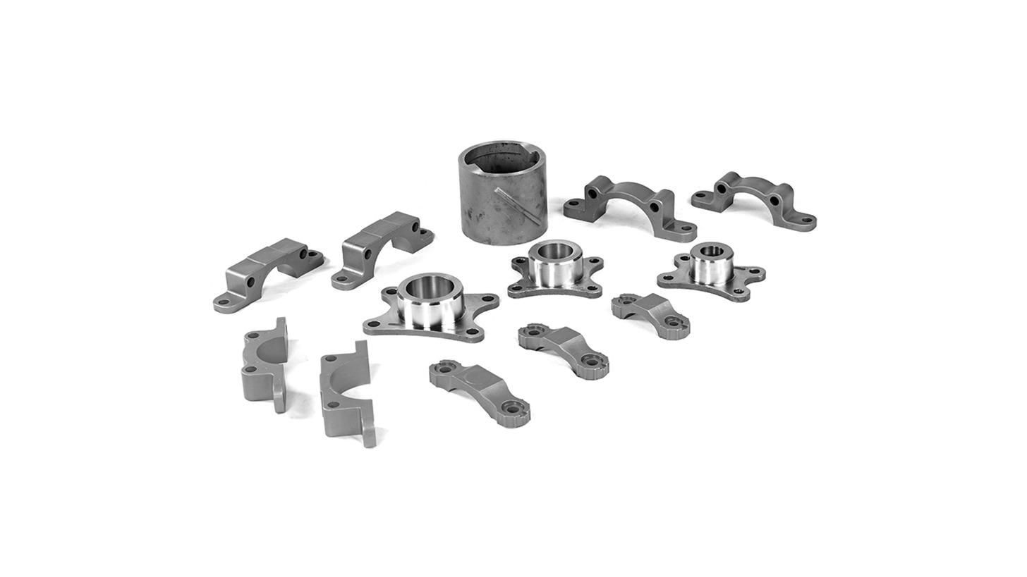 Logo Mining Industries Machinery Parts