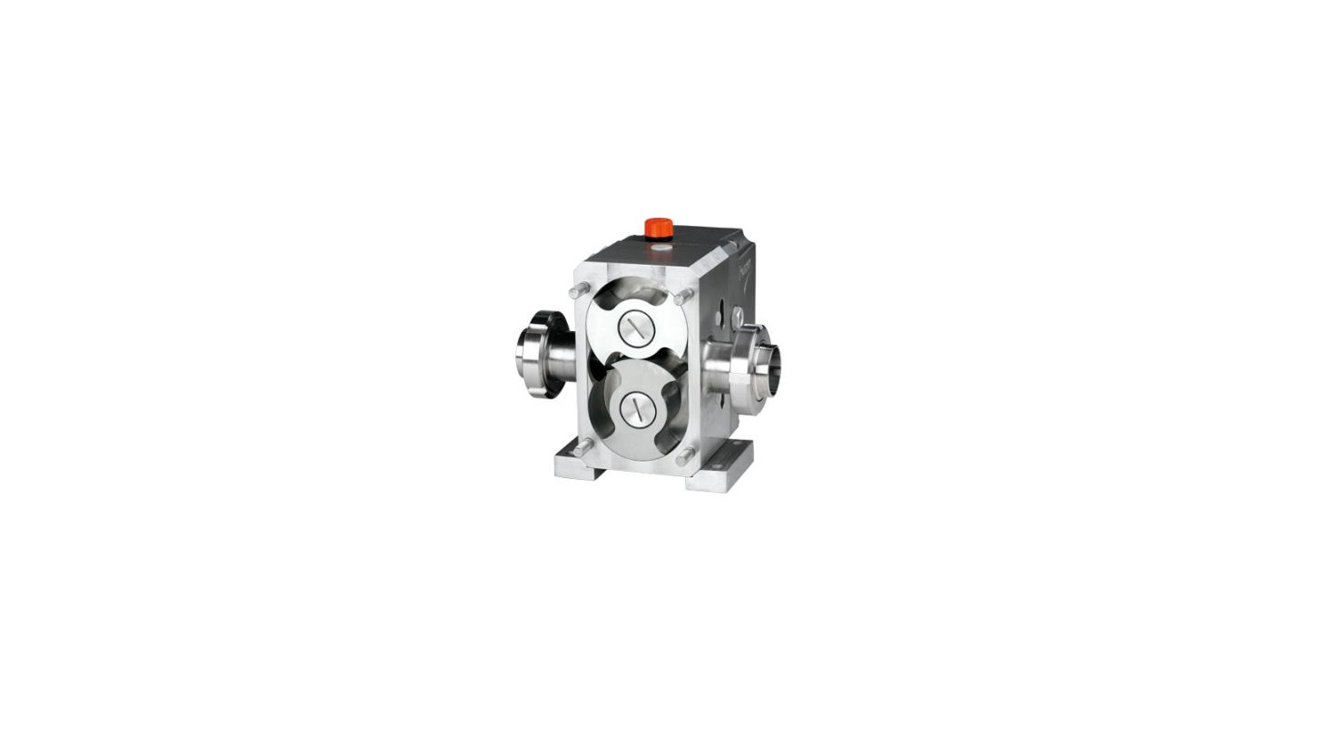 Logo Pomac rotary lobe pump