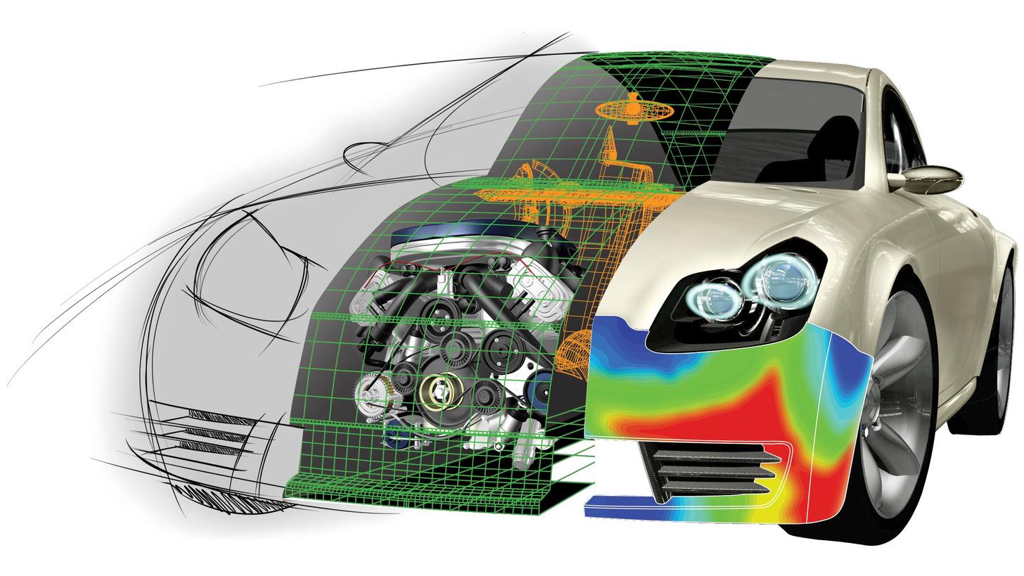 Logo 3D-CAD Software für mechan. Konstruktion