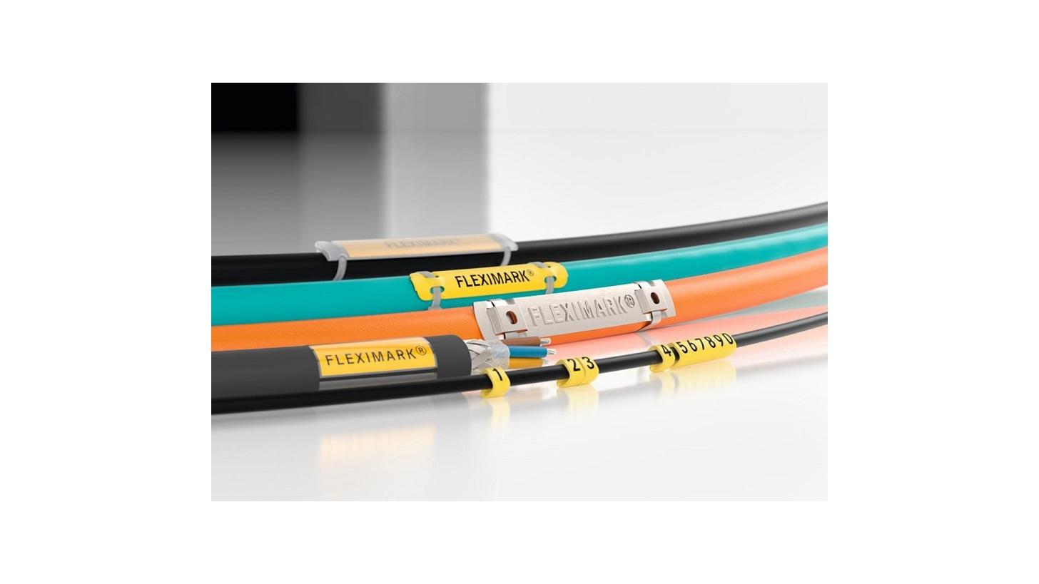Logo FLEXIMARK® Kabelkennzeichnung