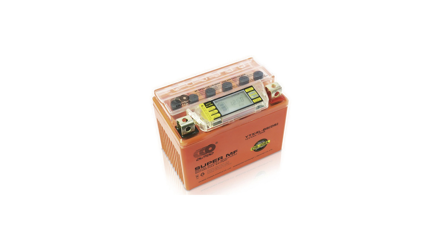 Logo VRLA batteries and accumulators