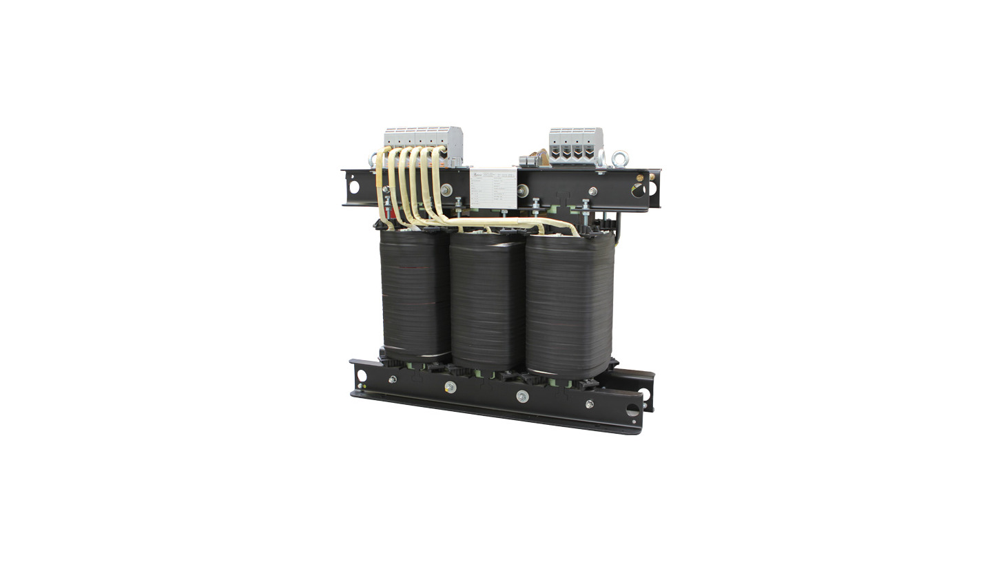 Logo Low Voltage Dry-Type Transformers