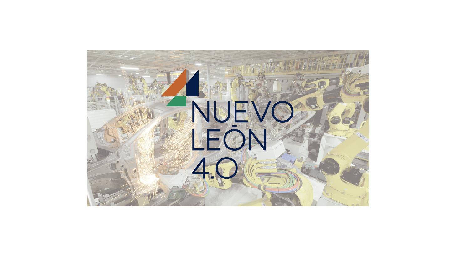 Logo Nuevo Leon 4.0