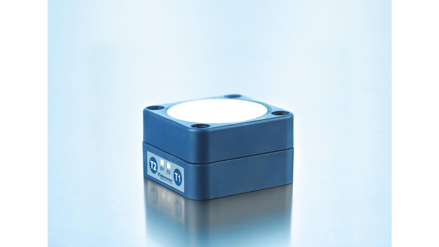 Logo lcs+ ultrasonic sensor