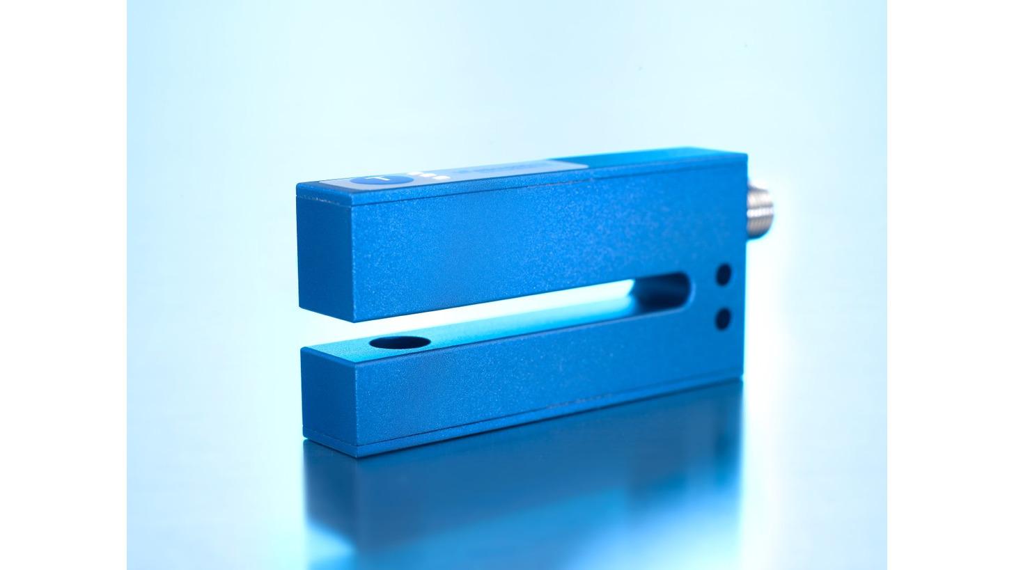 Logo esf-1 ultrasonic label sensor