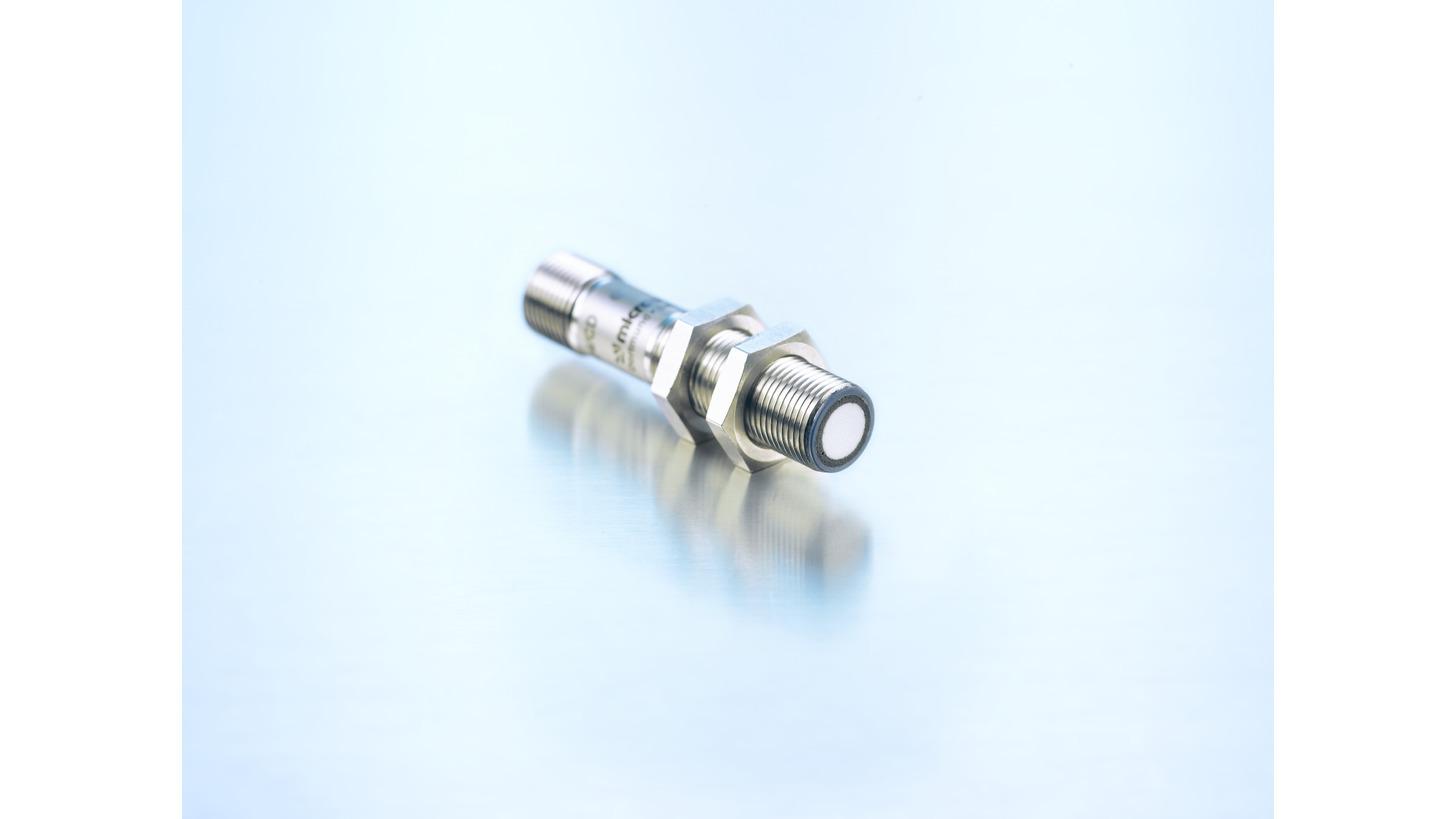 Logo nano M12 ultrasonic sensor