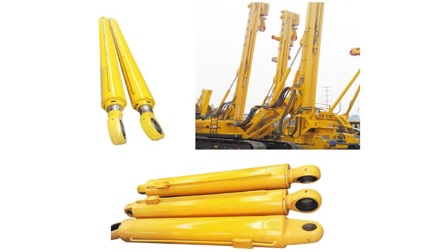 Logo Rotary drilling rig cylinder