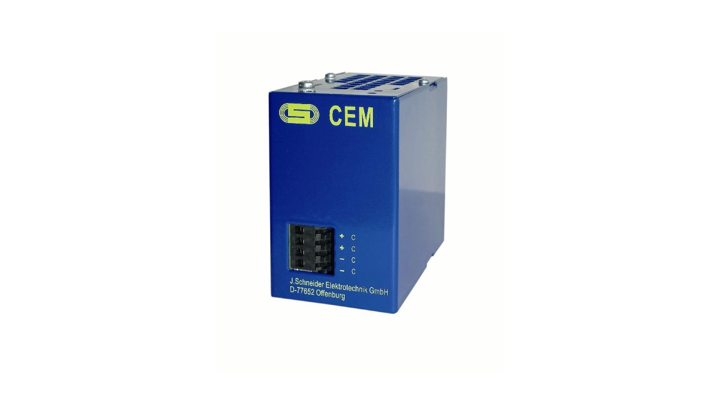 Logo Kondensator-Erweiterungsmodule (Speichererweiterung) CEM 1