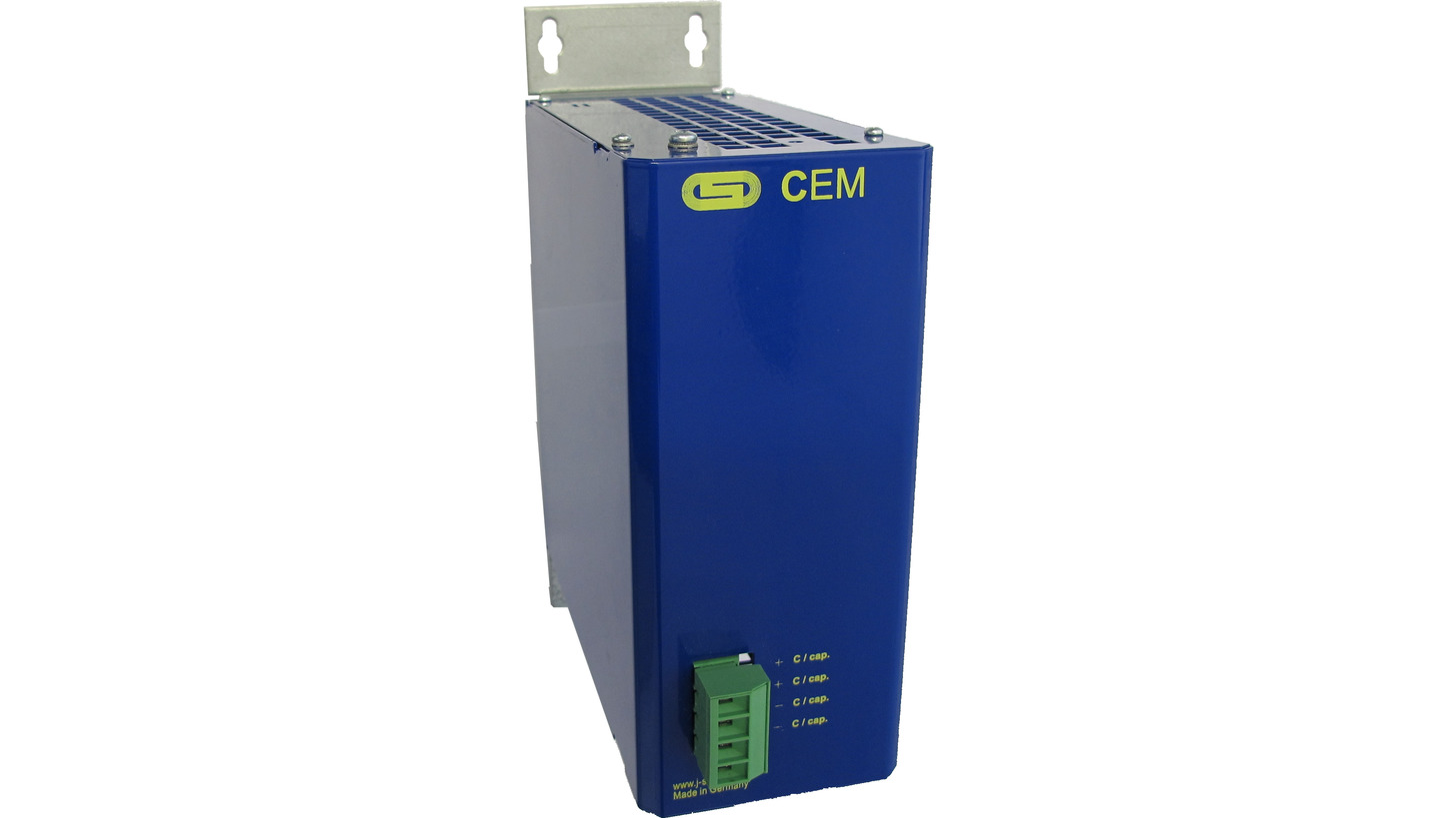 Logo Kondensator-Erweiterungsmodul (Speichererweiterung) CEM 16