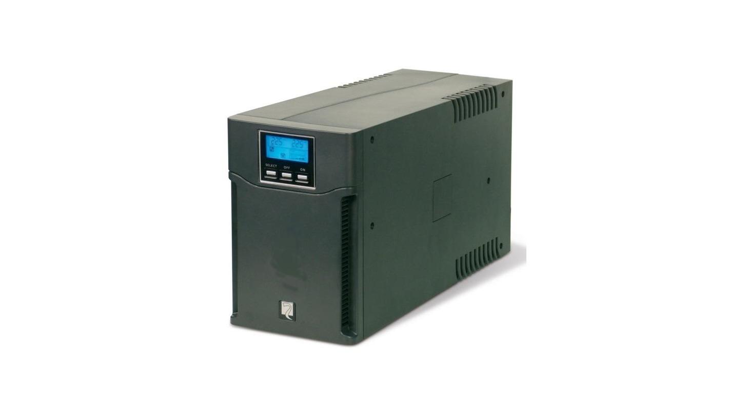 Logo AC-UPS systems power range 600VA - 800kVA