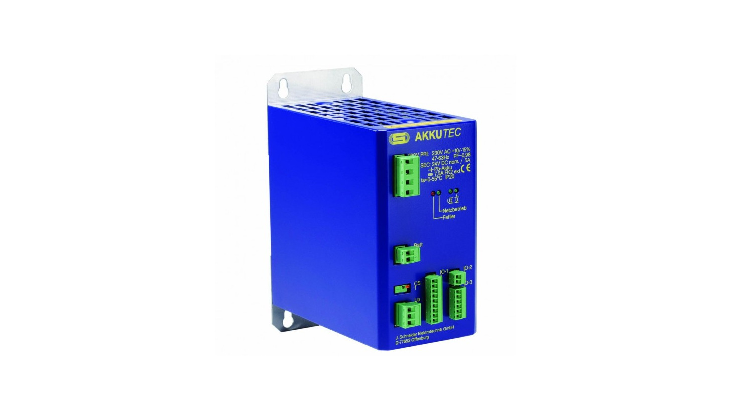 Logo Battery-buffered Power Supplies