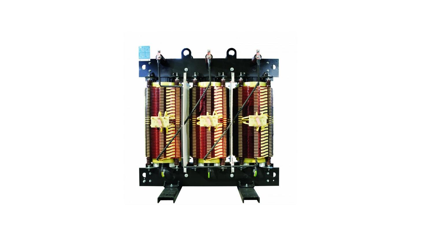 Logo Special transformers