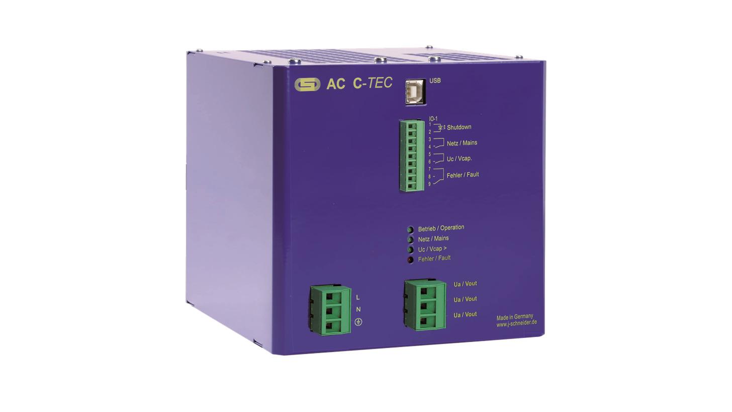 Logo AC C-TEC 2410-10