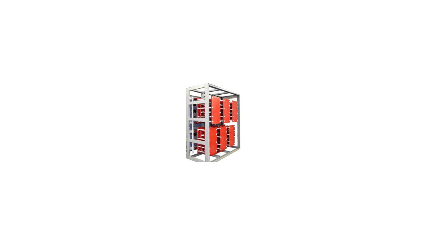 Logo HRVS-DN MEGA, Medium Voltage Soft Starter